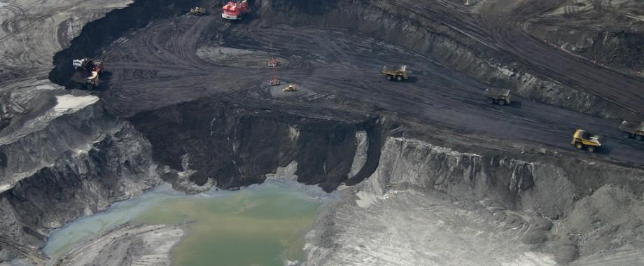 Tar Sands Mining (David Dodge)