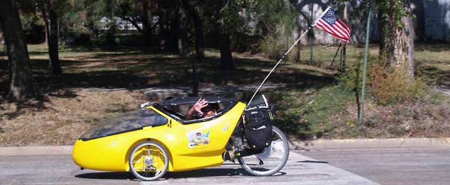 rocket-Trike