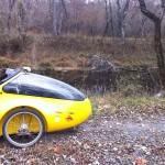 Beaver Lodge & Rocket Trike 2