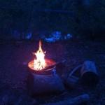 Burning Man Campfire (Day 16)