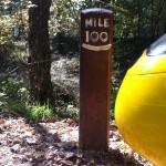 Mile 100