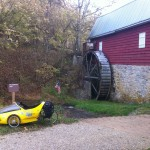 Rocket Trike at McMahon Mill