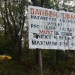 Dam Warning