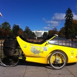 White House & Rocket Trike
